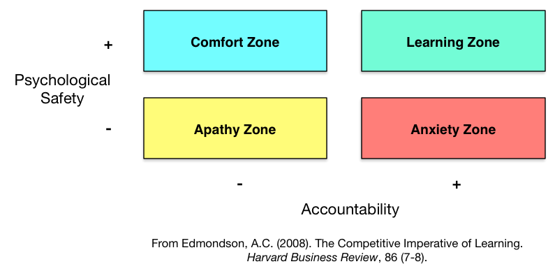 Accountability and Safety