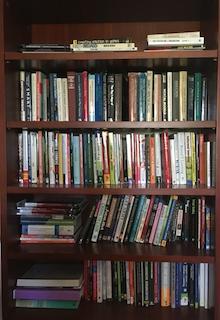 My Near Book Shelf